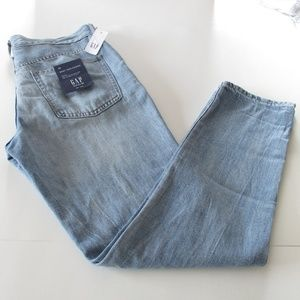 GAP Best Girlfriend Jeans Blue Size 28